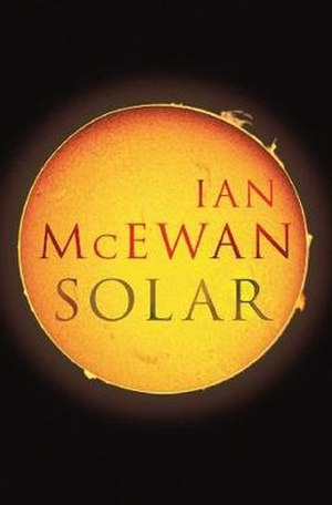 Solar (novel) - Cover of the first edition