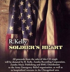 Soldier's Heart (song) - Image: Soldiersheart
