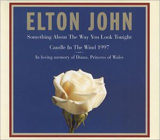 Candle in the Wind 1997 1997 single by Elton John