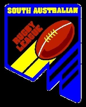 South Australian Rugby League - Image: South australia rugby league logo stateshape
