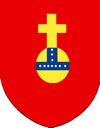 St Salvator's College, St Andrews - Coat of arms of St Salvator's College