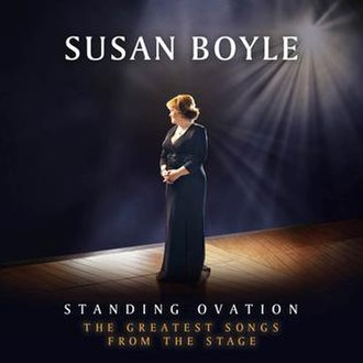 Standing Ovation: The Greatest Songs from the Stage - Image: Standing Ovation The Greatest Songsfromthe Stage