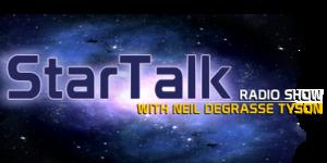 StarTalk (podcast) - Image: Star Talk logo