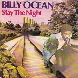 Stay the Night (Billy Ocean song) - Image: Stay the night BO