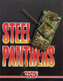 <i>Steel Panthers</i> video game series