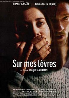 <i>Read My Lips</i> (film) 2001 film by Jacques Audiard