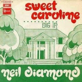 Sweet Caroline cover