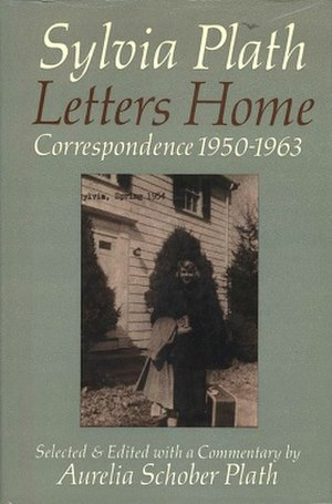 The cover of Letters Home