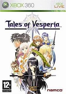 <i>Tales of Vesperia</i>