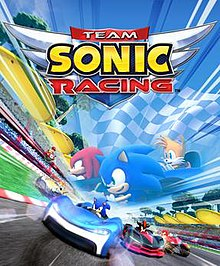 Team Sonic Racing - Wikipedia
