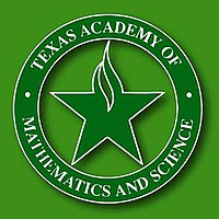Texas Academy of Mathematics and Science Logo.jpg