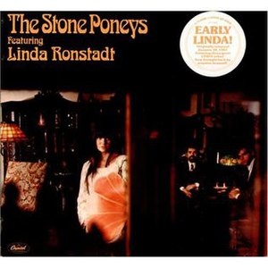 The Stone Poneys (album) - Image: The Stone Poneys Reissue Cover