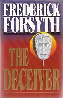 <i>The Deceiver</i> (novel) novel by Frederick Forsyth