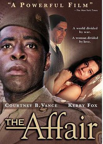 The Affair (1995 film) - DVD cover