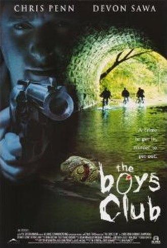 The Boys Club - Image: The Boys Club poster
