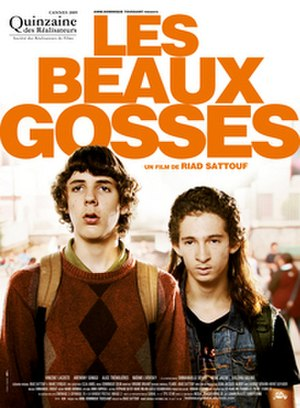The French Kissers - International theatrical poster
