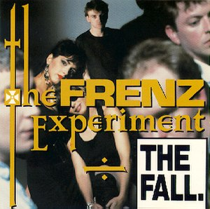 The Frenz Experiment - Image: The Frenz Experiment