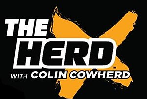 The Herd with Colin Cowherd - Image: The Herd logo