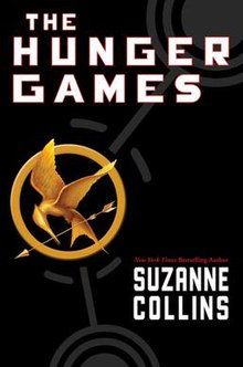 Afbeeldingsresultaat voor the hunger games book cover