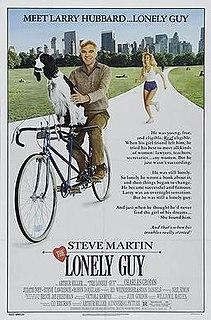 <i>The Lonely Guy</i> 1984 film by Arthur Hiller