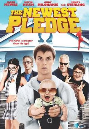 The Newest Pledge - Image: The Newest Pledge Movieposter