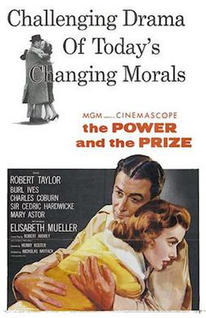 The Power and the Prize - Theatrical Film Poster