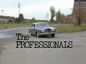 The Professionals (TV series) -  Series 1 opening titles.