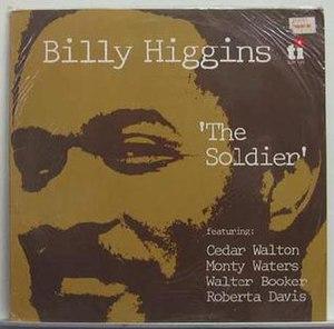 The Soldier (album) - Image: The Soldier (album)