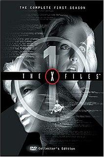 <i>The X-Files</i> (season 1) Season of the science fiction TV series