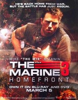 <i>The Marine 3: Homefront</i>