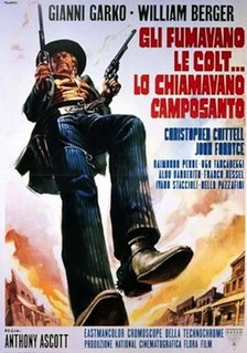 <i>They Call Him Cemetery</i> 1971 film by Giuliano Carnimeo