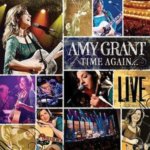 Time Again... Amy Grant Live - Image: Time Again cover