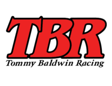 Tommy Baldwin Racing Official Logo.png