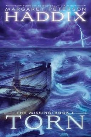 The Missing (novel series) - Image: Torn cover