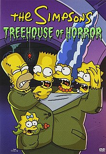 Treehouse of Horror - Wikipedia