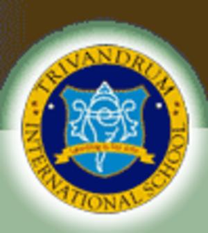 Trivandrum International School - Image: Trins logo