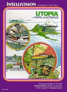 <i>Utopia</i> (video game) Video game