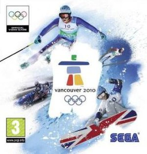 Vancouver 2010 (video game) - Image: Van 2010 Game