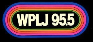WPLJ - The WPLJ logo from the late 1970s.