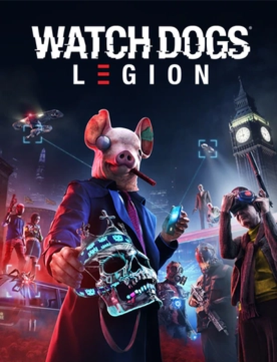 Picture of a game: Watch Dogs Legion