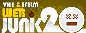 Web Junk 20 - Image: Webjunklogo