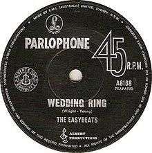 Wedding Ring song Wikipedia