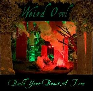 Weird Owl - Build Your Beast a Fire (2011) cover art