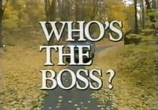 <i>Whos the Boss?</i> American television sitcom 1984-1992