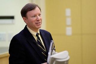 William C. Martel American political scientist