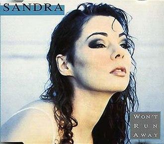 Fading Shades - Image: Won't Run Away Sandra