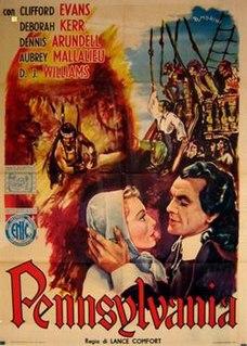 <i>Penn of Pennsylvania</i> 1941 film by Lance Comfort
