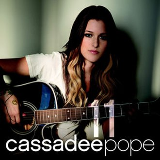 11 (song) - Image: 11 by Cassadee Pope