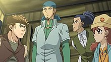 List of Yu-Gi-Oh! 5D's characters - Wikipedia