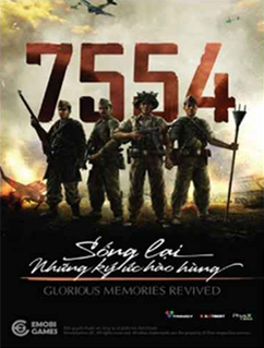 <i>7554</i> First-person shooter video game